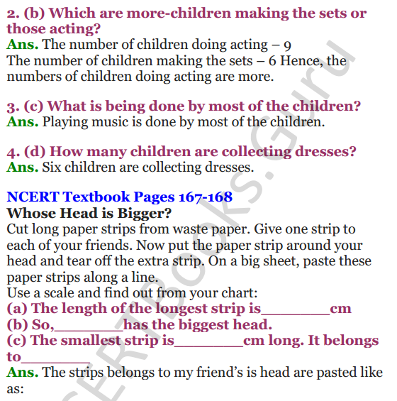 NCERT Solutions for Class 4 Mathematics Chapters -14 Smart Charts 7