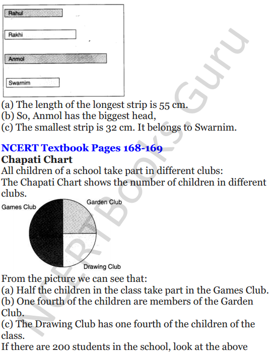 NCERT Solutions for Class 4 Mathematics Chapters -14 Smart Charts 8
