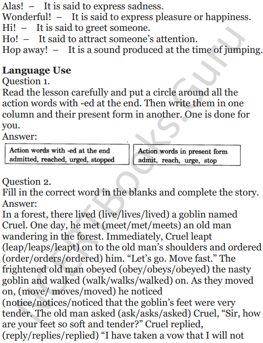NCERT Solutions for Class 5 English Unit 10 Chapter 2 Who Will be Ningthou 5