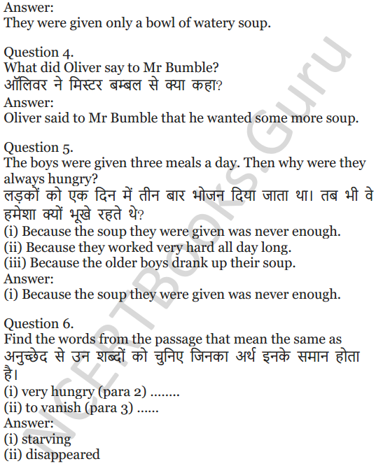 NCERT Solutions for Class 5 English Unit 4 Chapter 2 My Elder Brother 6