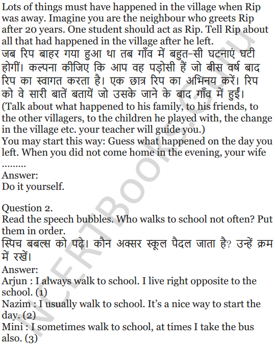 NCERT Solutions for Class 5 English Unit 5 Chapter 2 Rip Van Winkle 7