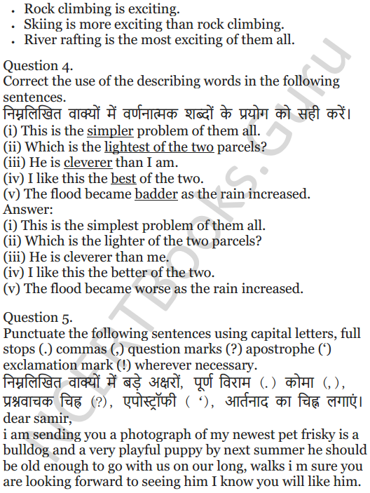 NCERT Solutions for Class 5 English Unit 7 Chapter 2 Gulliver's Travels 10