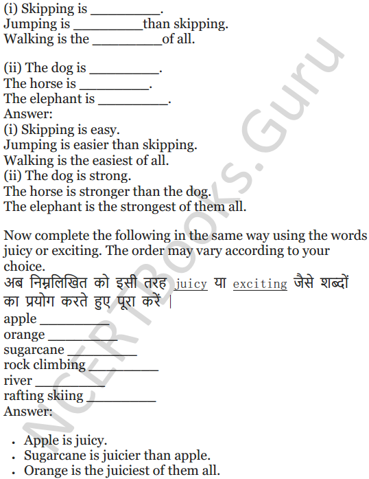 NCERT Solutions for Class 5 English Unit 7 Chapter 2 Gulliver's Travels 9