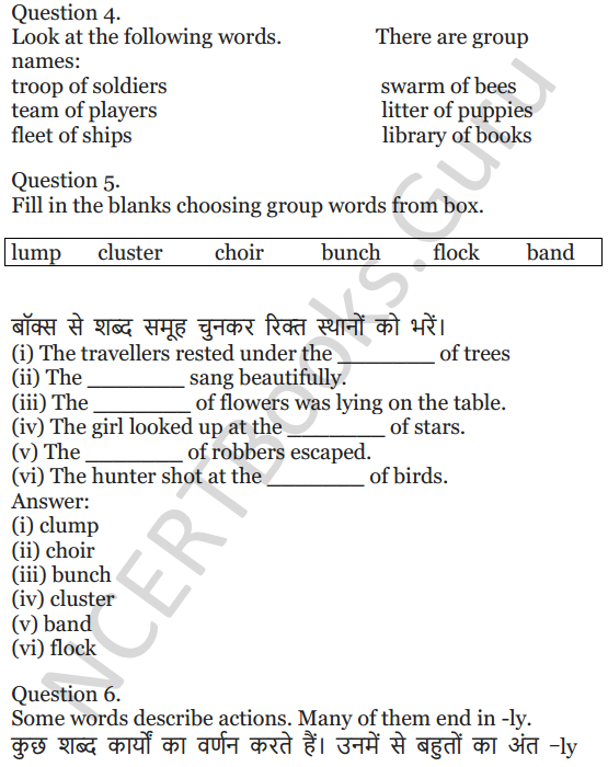 NCERT Solutions for Class 5 English Unit 9 Chapter 2 Around The World 11