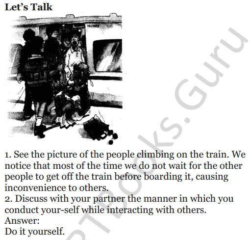NCERT Solutions for Class 5 English Unit 9 Chapter 2 Around The World 5