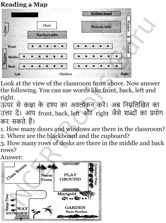 NCERT Solutions for Class 5 English Unit 9 Chapter 2 Around The World 6