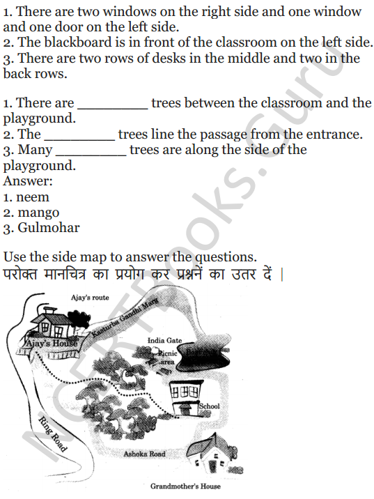 NCERT Solutions for Class 5 English Unit 9 Chapter 2 Around The World 7