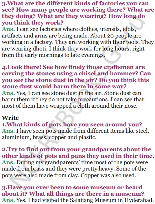 NCERT Solutions for Class 5 EVS Chapter 10 Walls Tell Stories 8