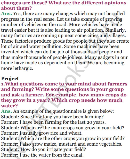 NCERT Solutions for Class 5 EVS Chapter 19 A Seed Tells A Farmers Story 5