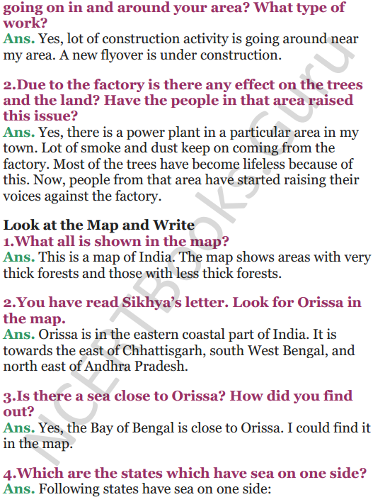 NCERT Solutions for Class 5 EVS Chapter 20 Whose Forests 5