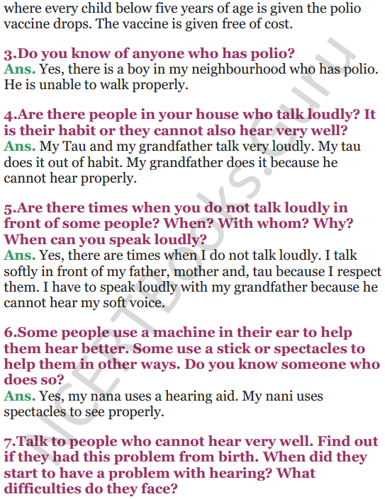 NCERT Solutions for Class 5 EVS Chapter 21 Like Father, Like Daughter 6