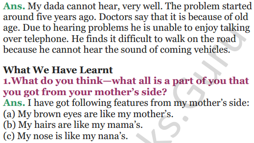 NCERT Solutions for Class 5 EVS Chapter 21 Like Father, Like Daughter 7