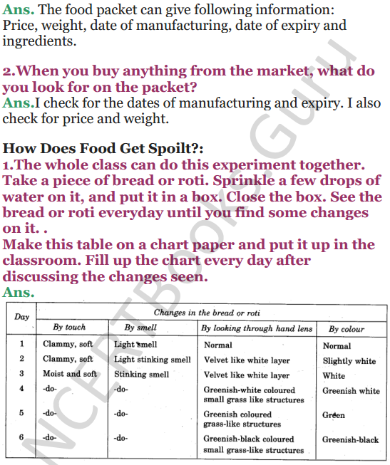 NCERT Solutions for Class 5 EVS Chapter 4 Mangoes Round The Year 3