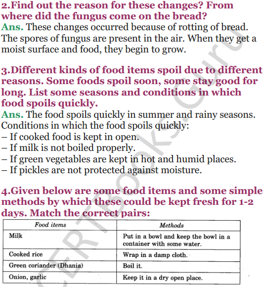 NCERT Solutions for Class 5 EVS Chapter 4 Mangoes Round The Year 4
