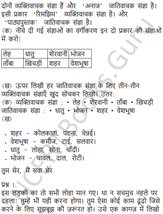 NCERT Solutions for Class 5 Hindi Chapter 1 रखा की रस्सी 3