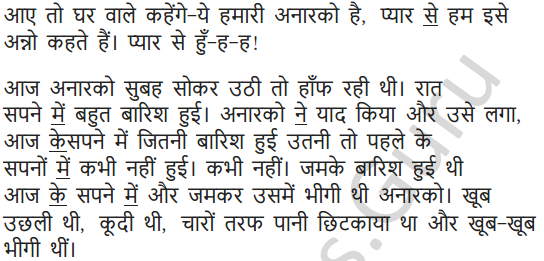 NCERT Solutions for Class 5 Hindi Chapter 11 चावल की रोटियां 6