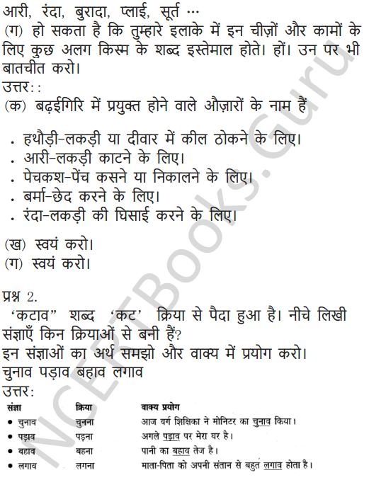 NCERT Solutions for Class 5 Hindi Chapter 4 नन्हा फनकार 5