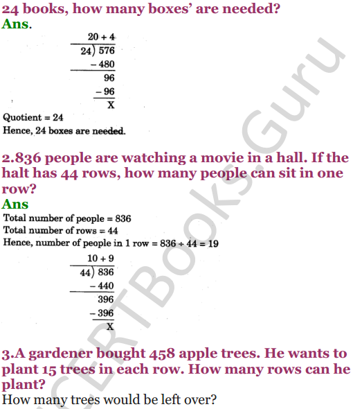 NCERT Solutions for Class 5 Maths Chapter 13 Ways To Multiply And Divide 23