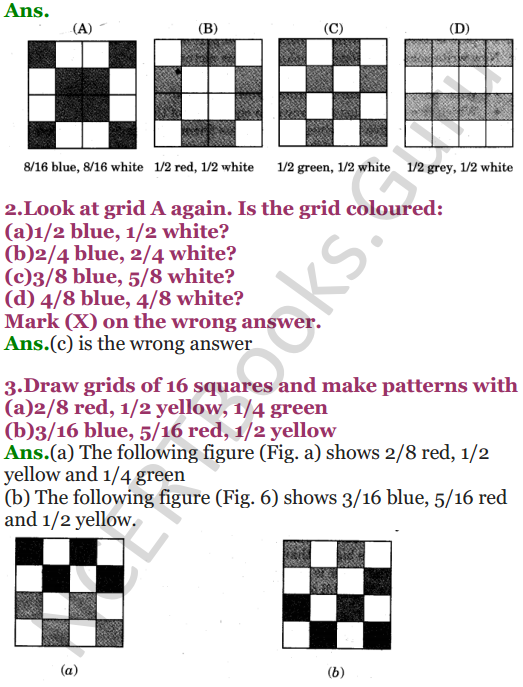 NCERT Solutions for Class 5 Maths Chapter 4 Parts And Wholes 11