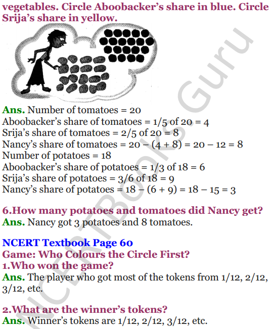 NCERT Solutions for Class 5 Maths Chapter 4 Parts And Wholes 13