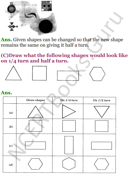 NCERT Solutions for Class 5 Maths Chapter 5 Does it Look The Same 10