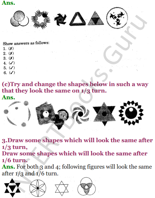 NCERT Solutions for Class 5 Maths Chapter 5 Does it Look The Same 13