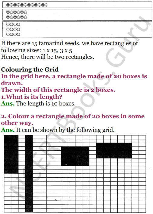 NCERT Solutions for Class 5 Maths Chapter 6 Be My Multiple,I'll Be Your Factor 7