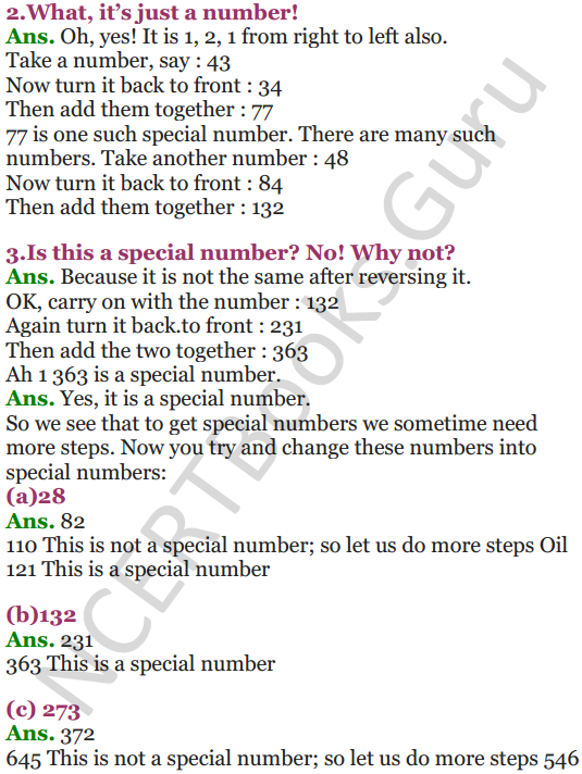 NCERT Solutions for Class 5 Maths Chapter 7 Can You See The Pattern 10
