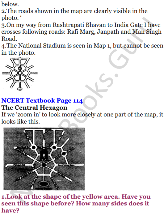 NCERT Solutions for Class 5 Maths Chapter 8 Mapping Your Way 2