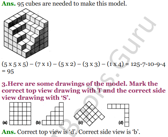NCERT Solutions for Class 5 Maths Chapter 9 Boxes And Sketches 10