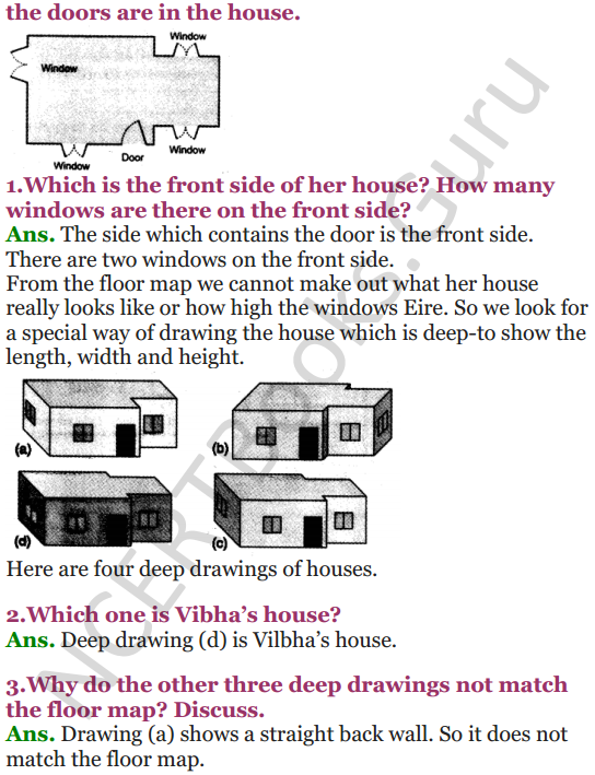 NCERT Solutions for Class 5 Maths Chapter 9 Boxes And Sketches 5