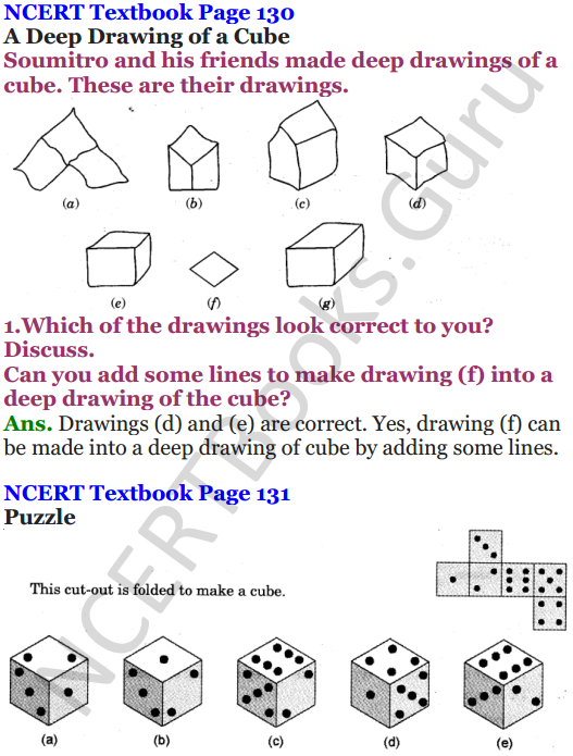NCERT Solutions for Class 5 Maths Chapter 9 Boxes And Sketches 7
