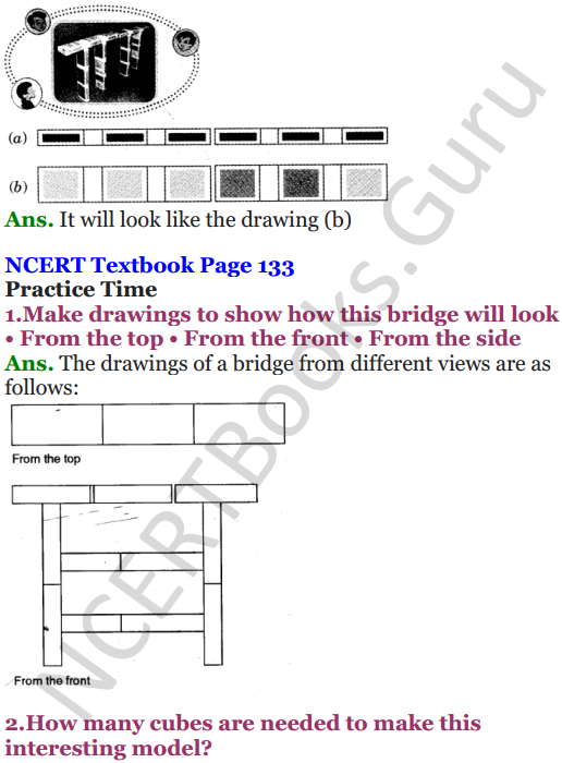 NCERT Solutions for Class 5 Maths Chapter 9 Boxes And Sketches 9
