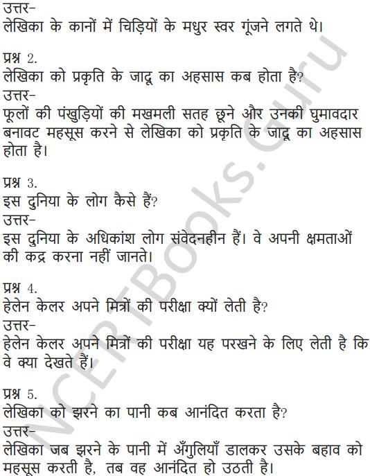 NCERT Solutions for Class 6 Hindi Chapter 11 जो देखकर भी नहीं देखते 13