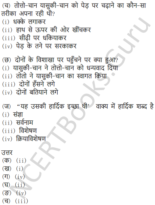 NCERT Solutions for Class 7 Hindi Chapter 10 अपूर्व अनुभव 8