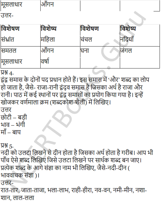 NCERT Solutions for Class 7 Hindi Chapter 3 हिमालय की बेटियां 9