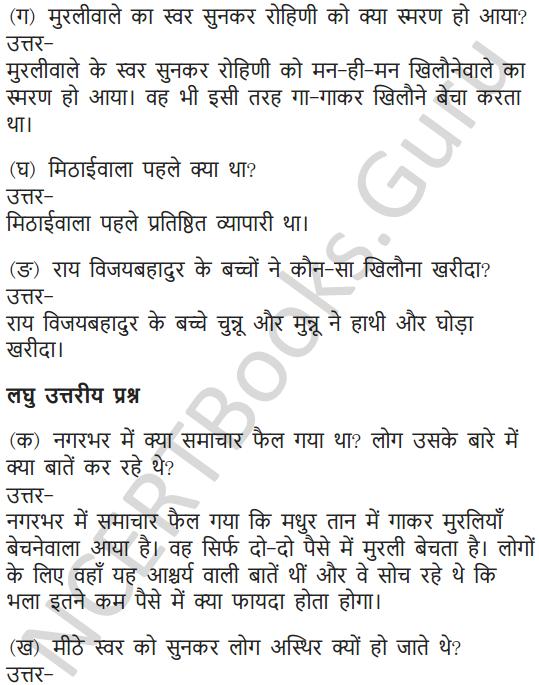 NCERT Solutions for Class 7 Hindi Chapter 5 मीठाईवाला 15