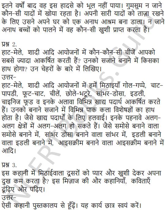 NCERT Solutions for Class 7 Hindi Chapter 5 मीठाईवाला 6