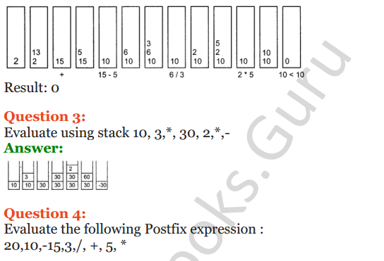 Important Questions for Class 12 Computer Science (Python) chapter - 3 – Lists Manipulation and Implementation 32