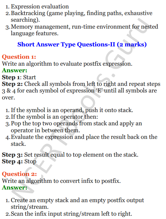 Important Questions for Class 12 Computer Science (Python) chapter - 3 – Lists Manipulation and Implementation 37