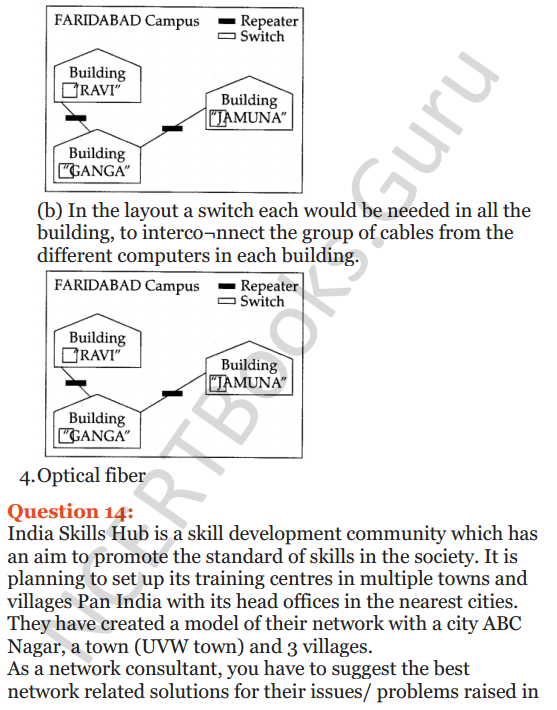 Important Questions for Class 12 Computer Science (Python) Chapter - 9 – Networking and Open Source Concepts 44