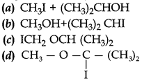 Chemistry MCQs for Class 12 with Answers Chapter 11 Alcohols, Phenols and Ethers 6