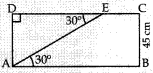 MCQ Questions for Class 10 Maths Application of Trigonometry with Answers 12