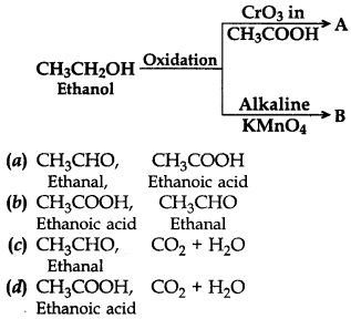 MCQ Questions for Class 10 Science Carbon and Its Compounds with Answers 3