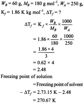 Chemistry MCQs for Class 12 with Answers Chapter 2 Solutions 9