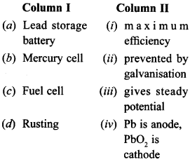 Chemistry MCQs for Class 12 with Answers Chapter 3 Electrochemistry 23