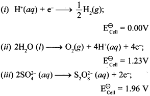 Chemistry MCQs for Class 12 with Answers Chapter 3 Electrochemistry 4
