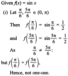 Maths MCQs for Class 12 with Answers Chapter 1 Relations and Functions 7