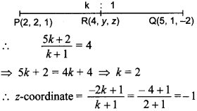 Maths MCQs for Class 12 with Answers Chapter 11 Three Dimensional Geometry 28