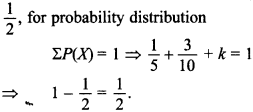 Maths MCQs for Class 12 with Answers Chapter 13 Probability 18